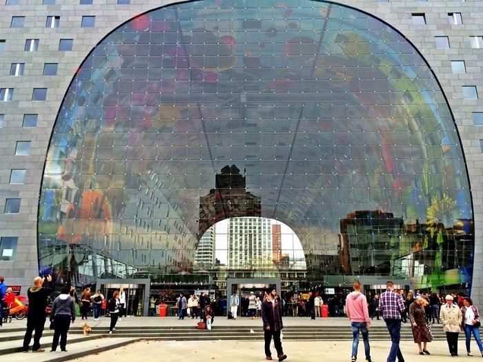 Amsterdam day trip to Rotterdam