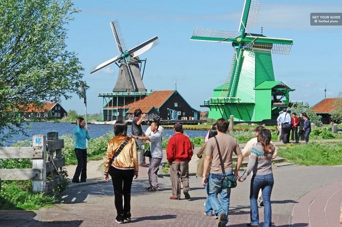 Amsterdam day trip to Zaanse Schans