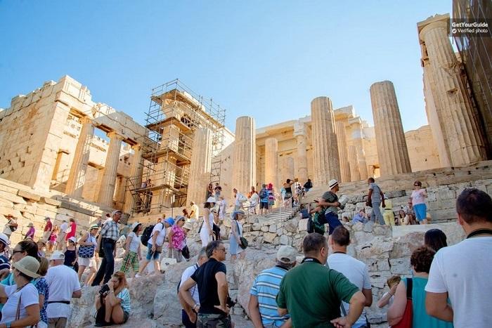 Athens day trip to Acropolis