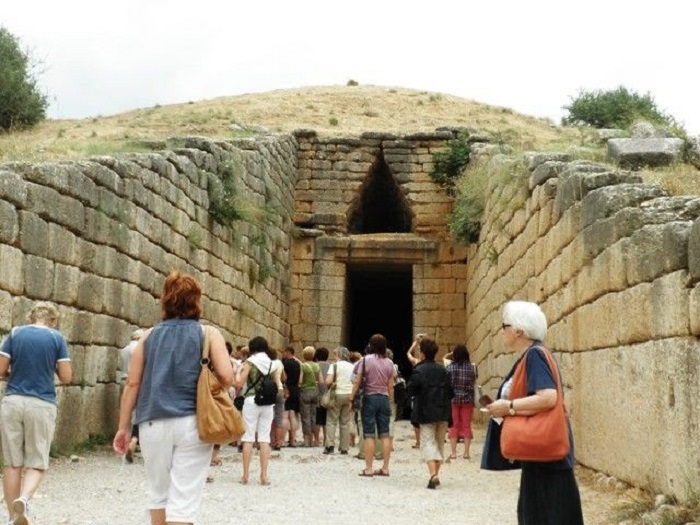 Athens day trip to Mycenae