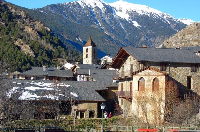 Barcelona day trip to Andorra-La-Vella