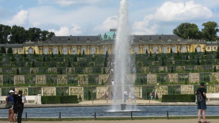 Berlin day trip to Cecilienhof Potsdam
