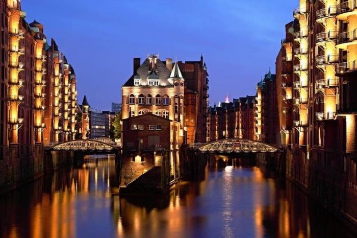 Berlin day trip to Hamburg