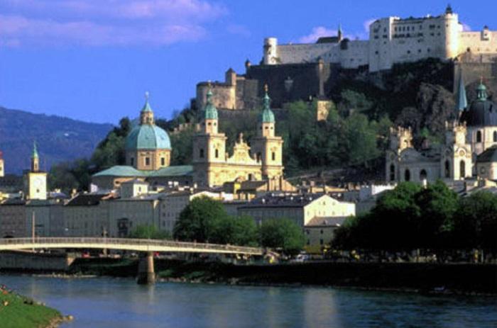 Munich day trip to Salzburg