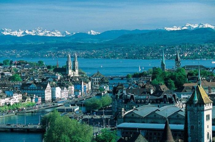 Munich day trip to Switzerland