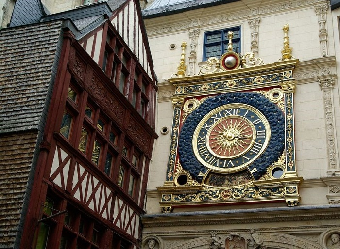 Paris day trip to Rouen
