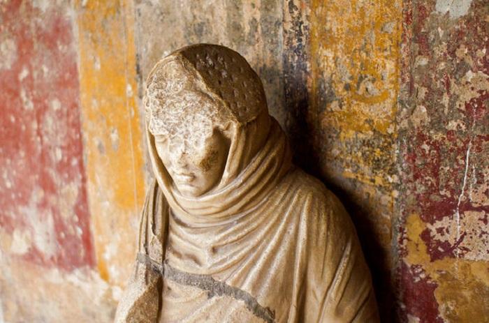 Rome day trip to Pompeii