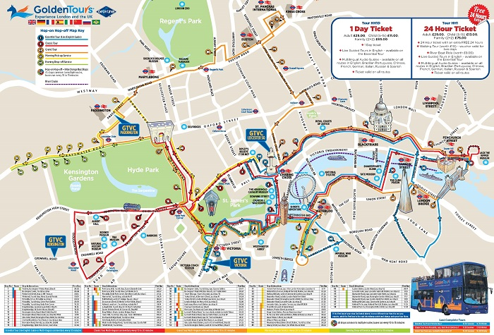 Touristic Map Of London.London Attractions Map Pdf Free Printable Tourist Map London