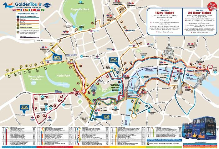 City Of London Tourist Map.London Attractions Map Pdf Free Printable Tourist Map London