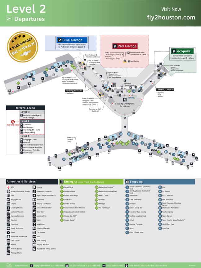 houston hobby terminal map 10 Private William P Hobby Airport Hou Transfers Taxi 2020 houston hobby terminal map