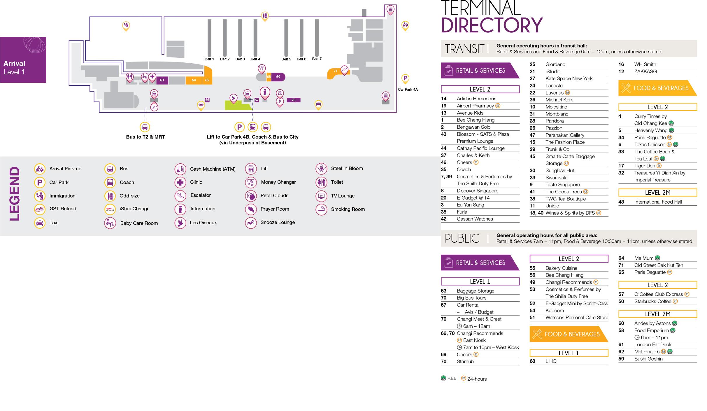 Changi Airport Singapore Map (SIN) - Printable Terminal Maps ... on changi terminal 3 map, singapore aerial map, singapore state map, singapore changi, singapore maps and directions, singapore bridge, singapore walking tour map, singapore tourist map, singapore asia, singapore hotel map, singapore harbor map, singapore city, singapore district map, bukit bintang kuala lumpur map, singapore coordinates, singapore cruise terminal, singapore map 2105,