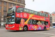 Amsterdam City Sightseeing Bus Tours