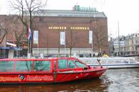 Amsterdam Hop-On Hop-Off Canal Cruise