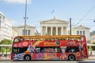 Athens City Sightseeing Bus Tour