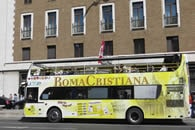 Roma Cristiana Open Bus Tour