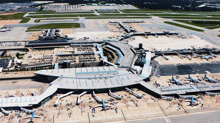 Baltimore–Washington  International Airport(BWI)