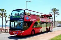 Barcelona City Sightseeing Bus