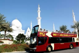 Big Bus Dubai and Abu Dhabi