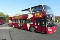 Big Bus Budapest Hop-On Hop Off Tour Budapest