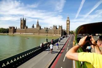 Bus Tour with London Eye