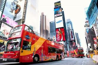 Bus Tour + World Observatory