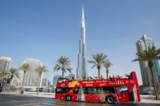 Dubai Hop On Hop Off Bus
