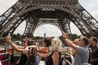 Big Bus Tour + Eiffel Tower + Cruise