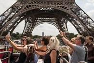 Big Bus Tour + Eiffel Tower + Cruise