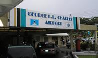 George F. L. Charles Airport (SLU)