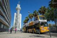 Lisbon Hop-on Hop-off Bus & River Cruise