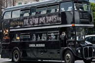 London Ghost Bus >Tour