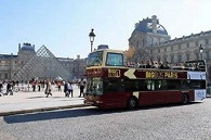 Big Bus Tour + Louvre Museum