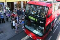 Madrid Panoramic City Sightseeing Bus Tour