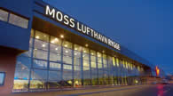 Moss Airport, Rygge