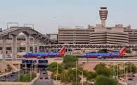 Phoenix Sky Harbor Airport(PHX)