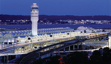 Ronald Washington National Airport(DCA)