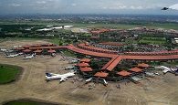 Soekarno-Hatta  Airport (CGK)