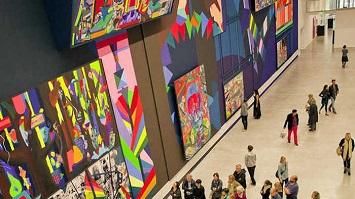 New National Gallery (Neue Nationalgalerie)