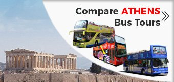 ATHENS HOP-ON-HOP-OFF BUS TOURS