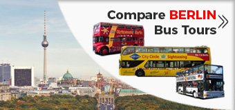 Compare BERLIN Hop off Hop on Bus Tours