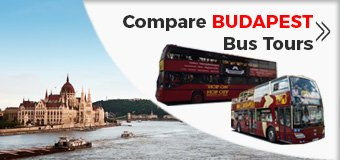 Budapest Hop On Hop Off Bus Tour