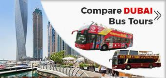 Dubai HOP-ON-HOP-OFF BUS TOURS