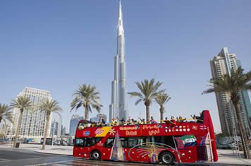 Dubai City Sightseeing Bus Tour