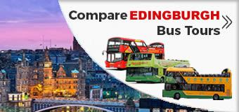 EDINBURGH HOP-ON-HOP-OFF BUS TOURS