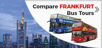 Compare FRANKFURT Hop off Hop on Bus Tours