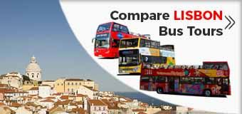 LISBON HOP-ON-HOP-OFF BUS TOURS