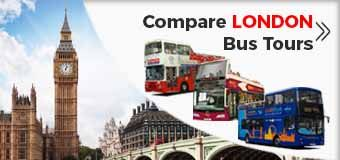 Compare LONDON Hop off Hop on Bus Tours