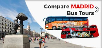 MADRID HOP-ON-HOP-OFF BUS TOURS
