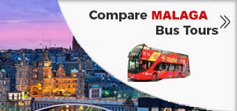 Best Malaga Hop on Hop Off Bus Tours