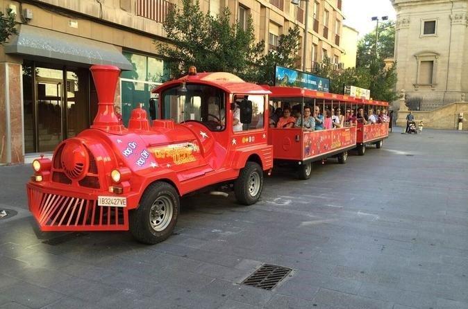 Palma City Sightseeing Lleida Tour Bus